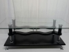black-glass-coffee-table
