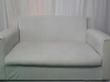 white-mock-leather-double-couch